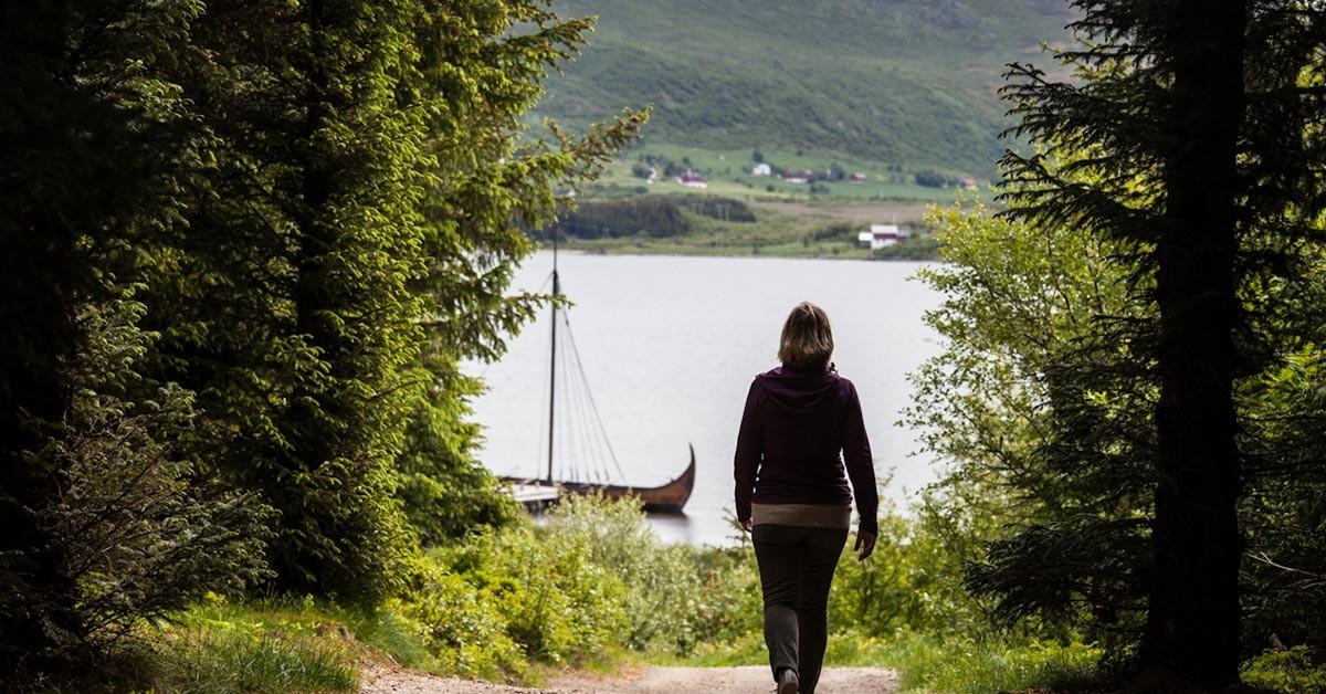Foto: Kjell Ove Storvik/Lofotr Vikingmuseum