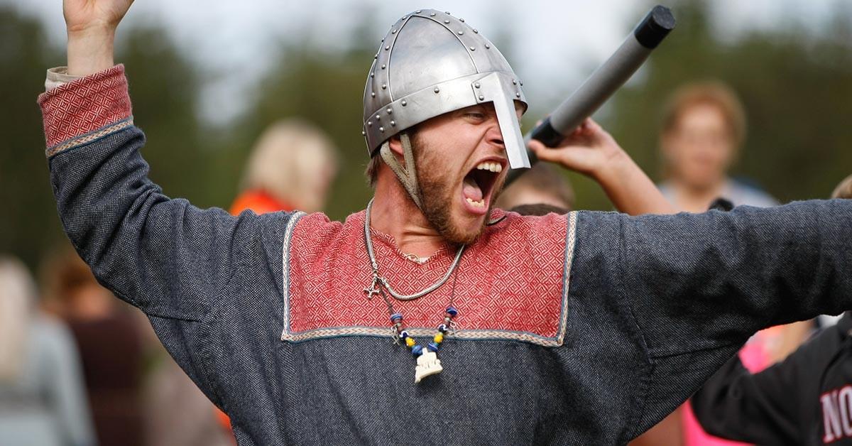 Foto: Nicholas Nordeng/Lofotr Vikingmuseum