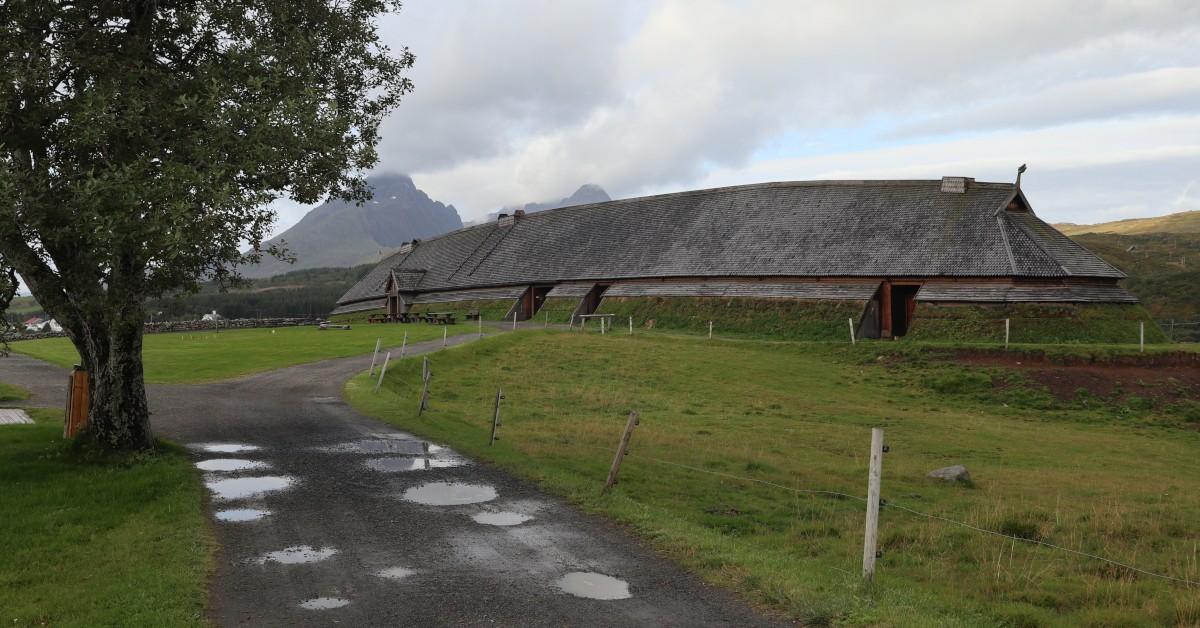 Foto: MHE, Lofotr Vikingmuseum