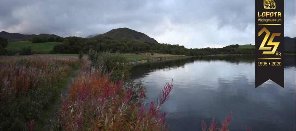 19. september: Vandring ved nausttufter