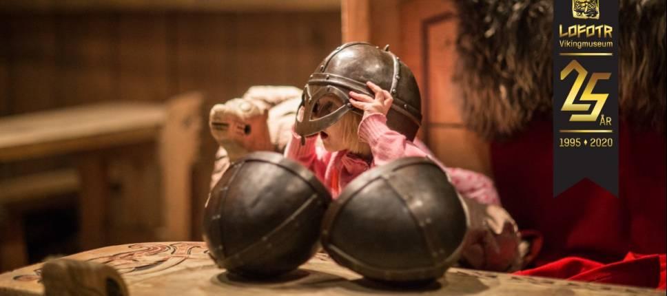 25. februar: Barnas Vikinggilde
